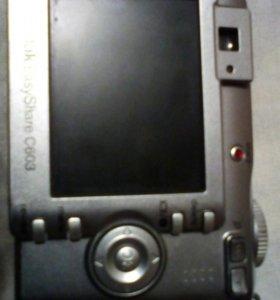 Фотоапарат кодак