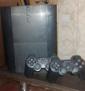 PS3 super slim 500g