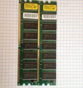 Оперативная память ddr 512 мб