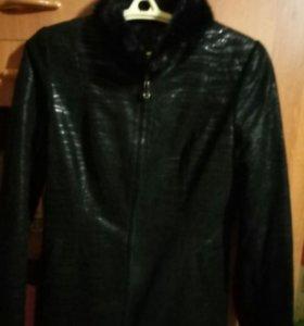 Куртка с лазерной пропиткой