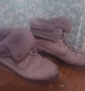 Ботинки женские, 38-39