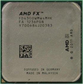 Продам процессор AMD FX4300