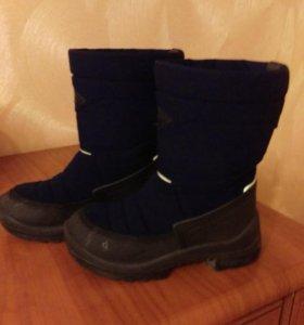 Зимние ботинки (детские)