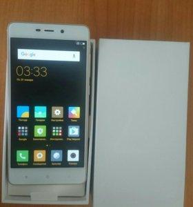 XiaoMi Redmi Note 4 3/64 Gold Новый
