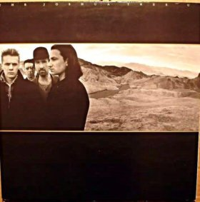 Пластинка U2 - The Joshua Tree