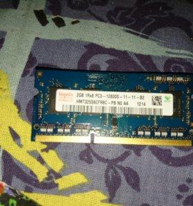 Оперативная память hynix 2gb1Rx8 pc-3-12800S-11-11