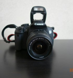 Фотоаппарат Cannon EOS 650D kit 18-55 mm