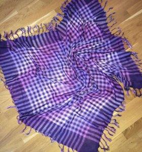 Новый платок, 100% вискоза.