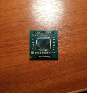 Процессор AMD A4-3300M series