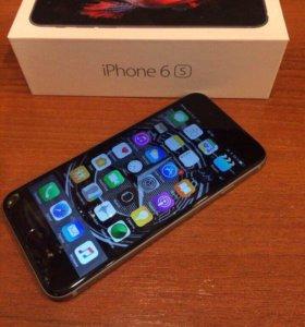 IPhone 6s 16gb с гарантией на год