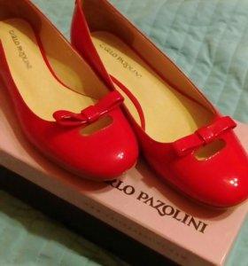 Туфли Carlo Pazolini 38 размер
