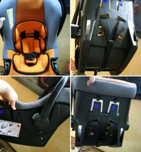 Детское авто-кресло +0(0-13кг)