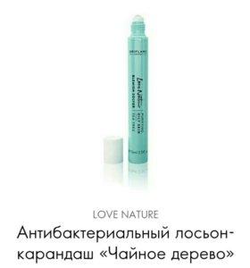 Антибактериальный лосьон-карандаш «Чайное дерево»