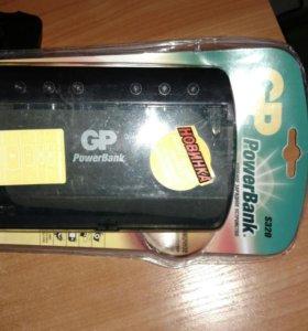 Универсальное зарядное устройство GP PowerBank