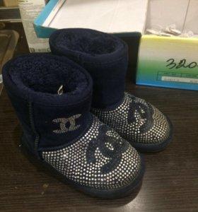 Обувь Угги для девочек 28 р