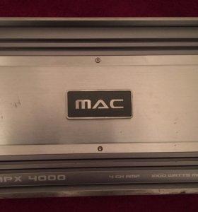 Mac4.65 усилитель