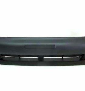 передний бампер на Chevrolet Lanos