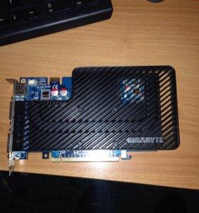 Продается видеокарта GTX 9800 512мб