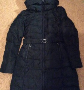 Куртка теплая б/у