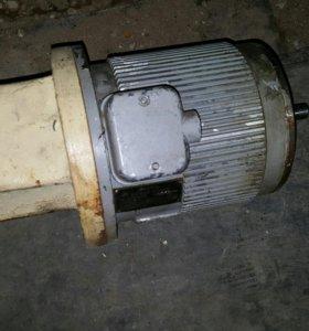 Двигатель шаговый от шлифовального