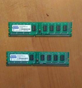 Оперативная память goodram GR1333D364L9/2G