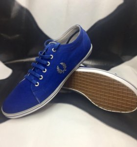 Кеды Fred Perry Kingston Twill Tipped B6259 C45