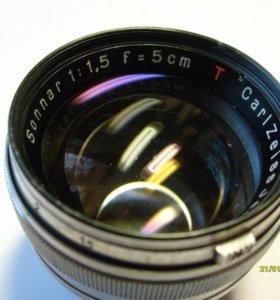 Sonnar 1,5/50 mm