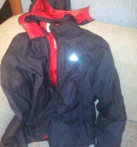 Куртка пуховая Адидас