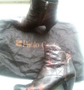Ботиночки Paolo Conte
