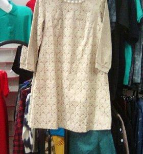 Платье новое р46