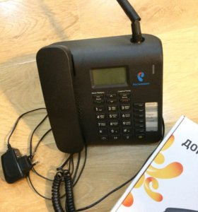 Домашний телефон с функциями мобильного телефона