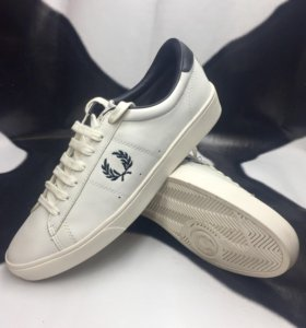 Кроссовки Fred Perry Spencer Leather