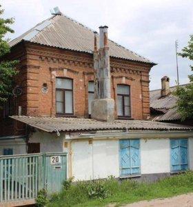 Часть домовладения