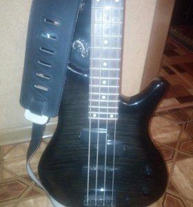 Bass guitar Caraya