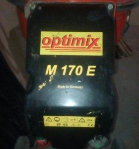 Бетономешалка Optimix М170Е