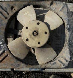 Вентилятор охлаждения с классики