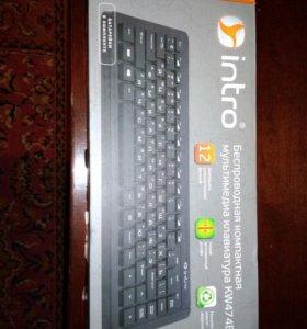 Беспроводная клавиатура intro