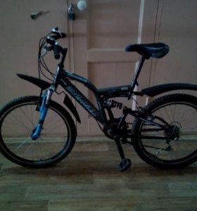Велосипед( горный )