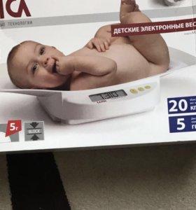Весы электронные детские laica MD6141