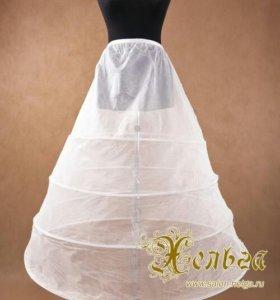Кольца на платье