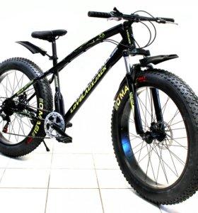 Велосипеды FatBike