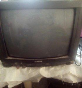 Телевизор на запчасти самсунг