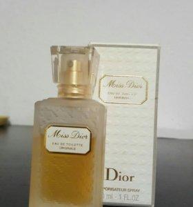 Парфюм Miss Dior Eau de Toilette Originale