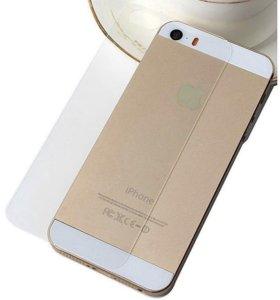 Заднее стекло на iPhone 5,5s,5se