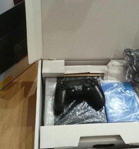 Sony Playstation 4 500 gb игра в подарок