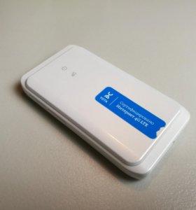 Yota карманный WiFi модем