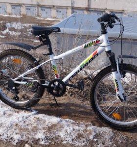 Детский велосипед (7-12лет)