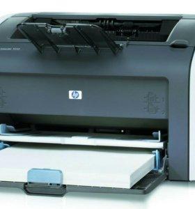Принтер Нр 1010