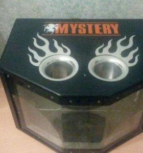 Сабвуфер Mystery MBP-253 и усилитель