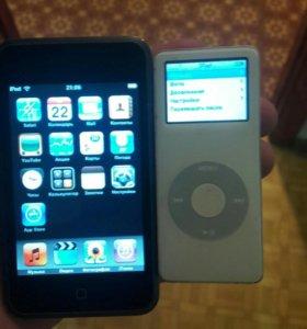 Два ipod a